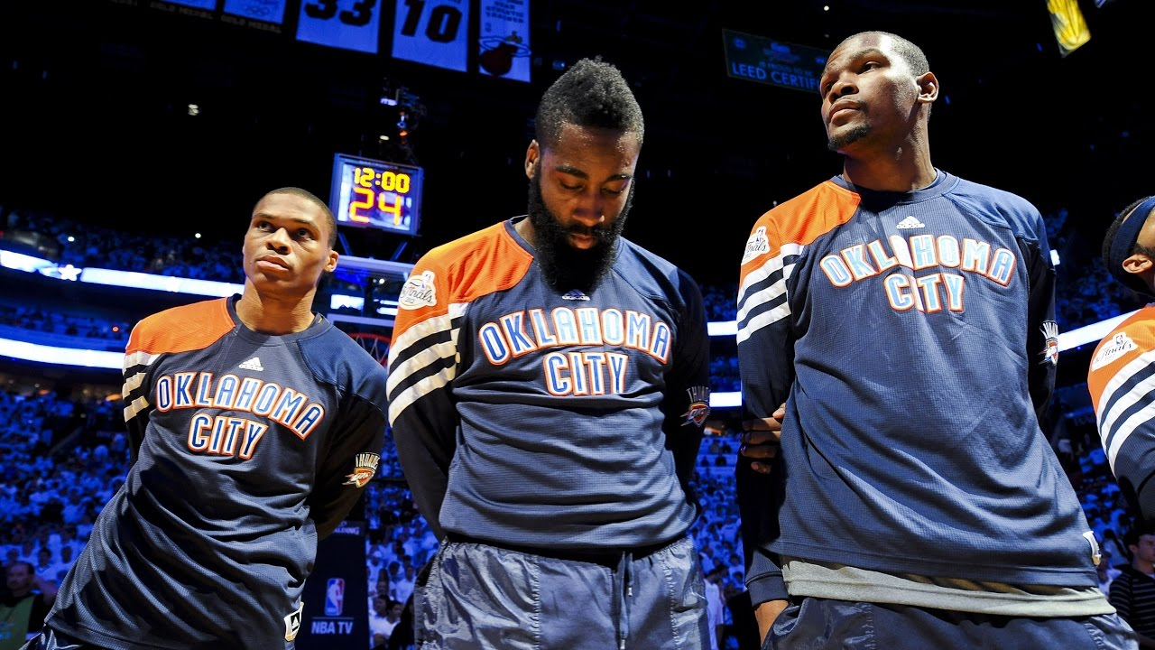 Migos Wallpaper Iphone Oklahoma City Thunder Big 3 Highlights Youtube