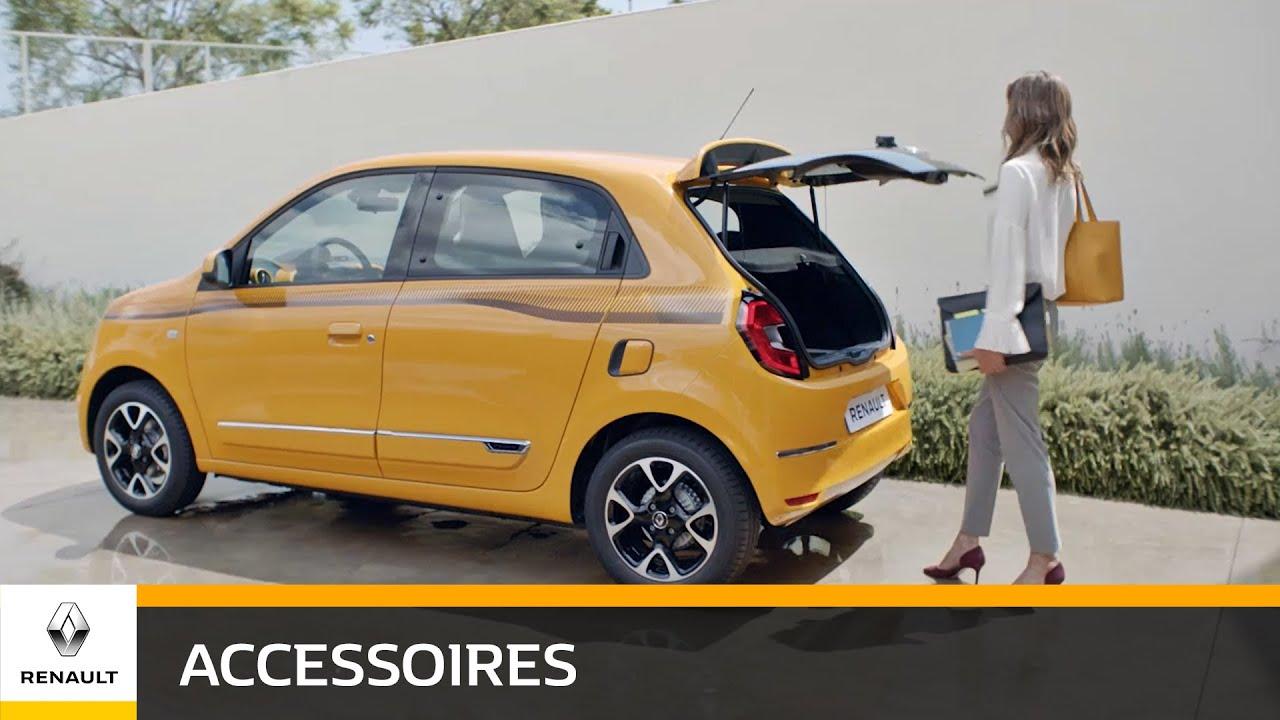 Nouvelle Renault TWINGO – Accessoires