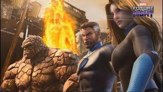 [MARVEL Future Fight] Fantastic Four Update!