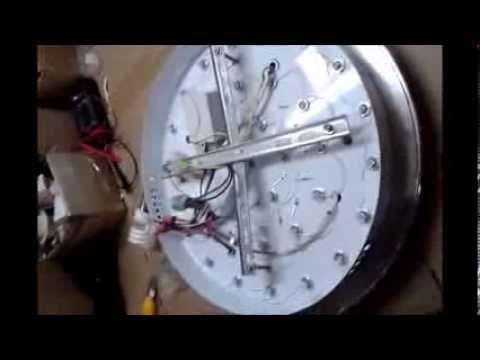 Как подключить люстру на двуклавишный выключатель - YouTube