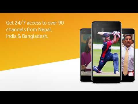 Pocket TV - powered by Vodafone Qatar