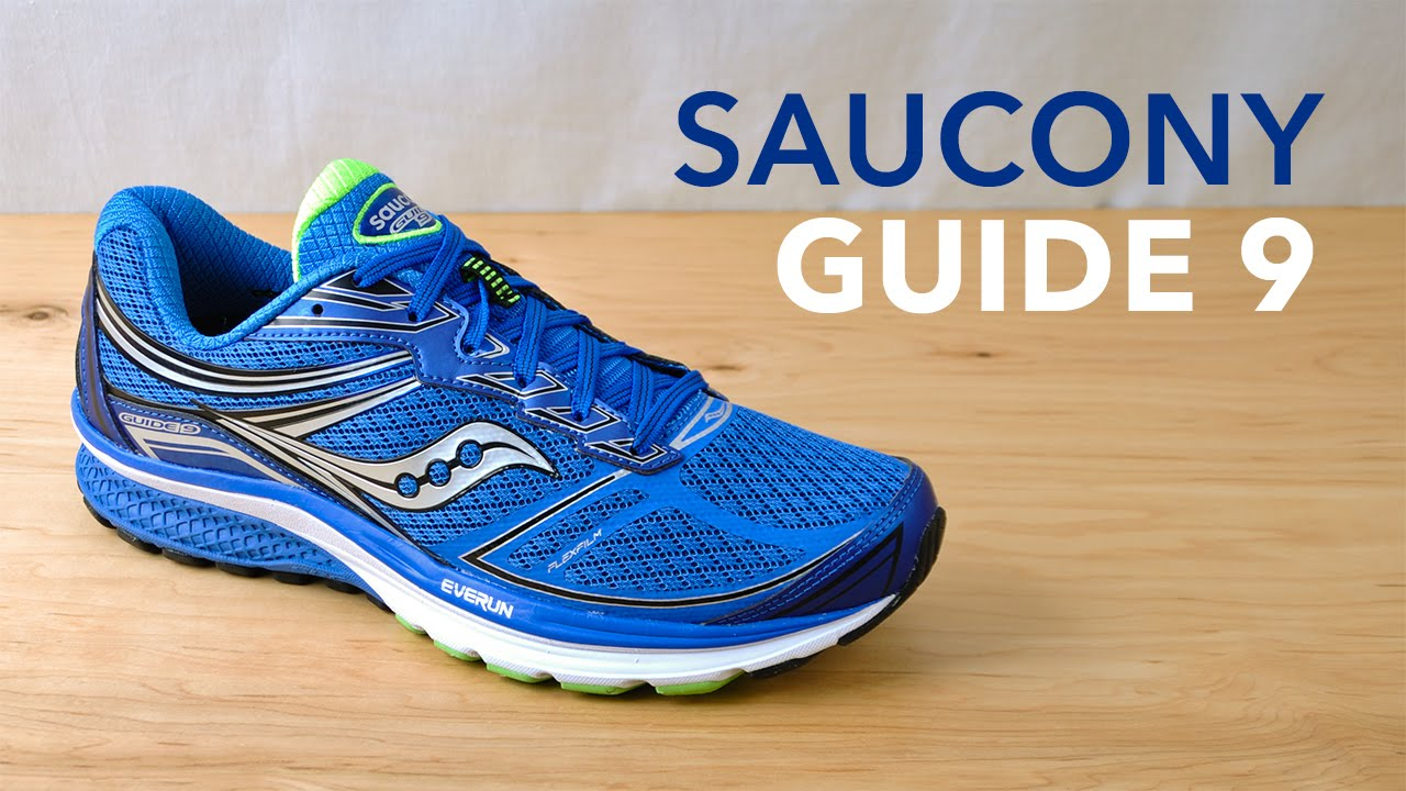 Saucony Men S Running Shoe Guide  Vs Guide