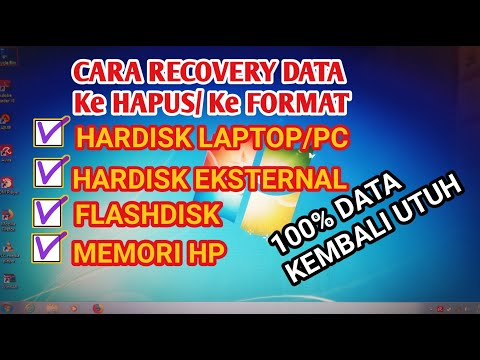 Recoverit Free data recovery: http://bit.ly/31mvd5k Recoverit Pro: http://bit.ly/31oXDMd mengembalik.