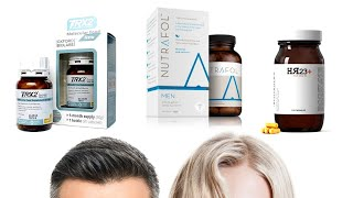 Top 3 Supplements for Hair Loss