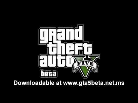 GTA V - Beta Download