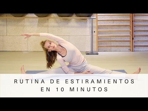 Mi rutina de estiramientos en 10 minutos |Vanesa Lorenzo