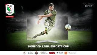 MODECOM Legia eSports Cup 2016