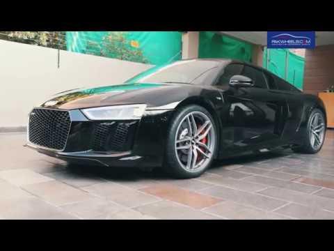 Audi r8 price in pakistan