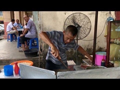 The Hi-speed Char Keoy Teow Of Batu Pahat