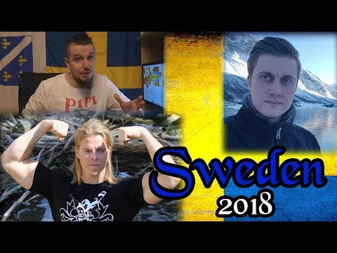 Sweden 2018. Some Words For Angry Foreigner and PeterSweden.
