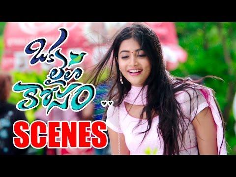 Oka Laila Kosam Scenes - Nandana Entrance Scene - Naga Chaitanya, Pooja Hegde
