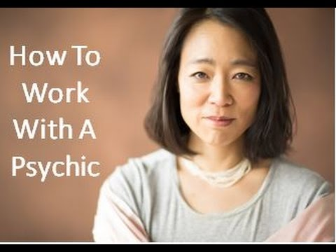 How To Work With A Psychic (Livestream)