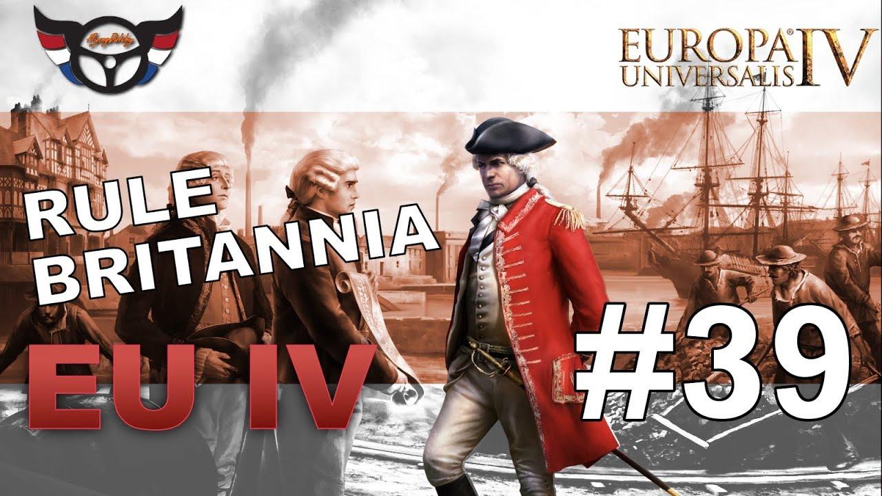 Let's play EU4 Rule Britannia - ep [39] - Самые лучшие видео