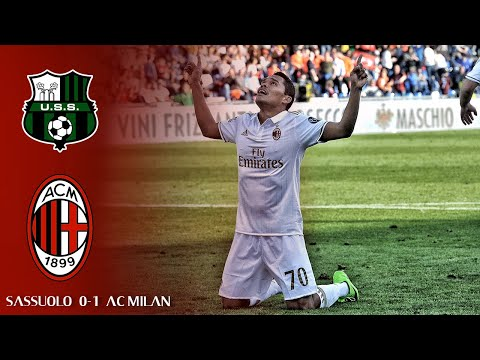SASSUOLO - MILAN | 0-1 | HD Full Highlights & Goals - Serie A TIM | 26/2/2017 | MilanActu