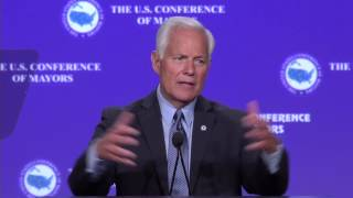 2014 US Conference of Mayors: Don Plusquellic