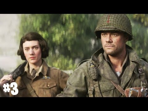 CALL OF DUTY WORLD WAR 2 (COD WW II ) Part 3 Gameplay thumbnail