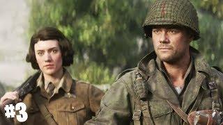 CALL OF DUTY WORLD WAR 2 (COD WW II ) Part 3 Gameplay