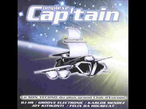 cap'tain 2001 : 14) Armani & Ghost - Hard One