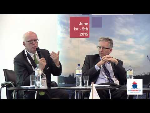Panel Discussion: Ports and global Trade - legal Trends and Challenges