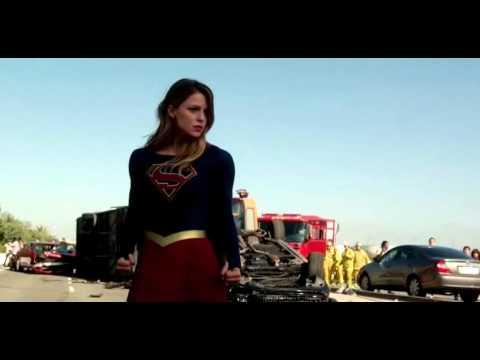Supergirl TV Series Trailer