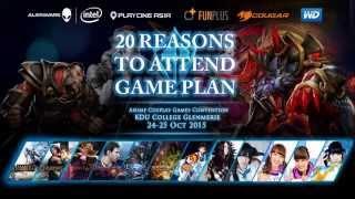 20 reasons to attend gameplan 2015