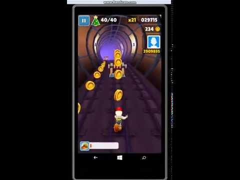 download hack subway surfers windows phone - Subway Surf Windows Phone odc 1