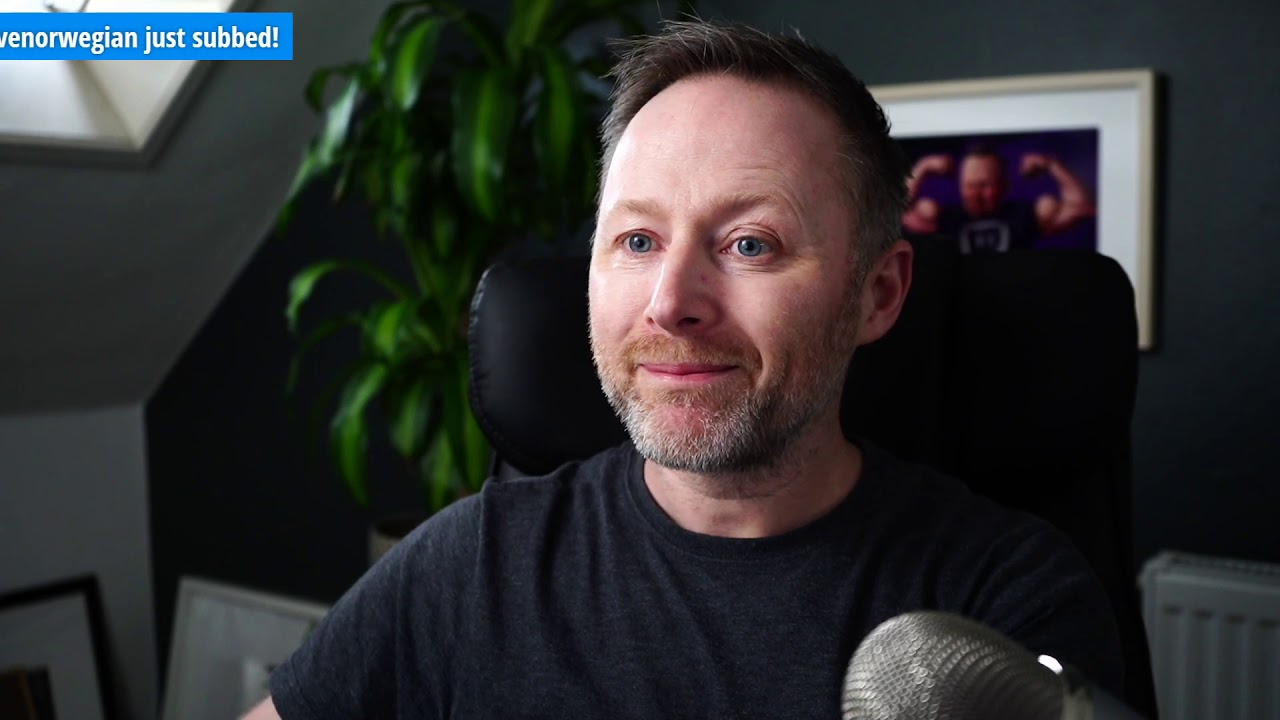 Limmy Twitch Archive // Improv, Far From Noise & A Mortician's Tale [2020-07-07]