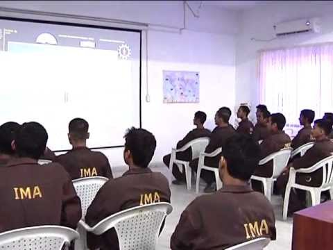 IMA Martitime - Marine Engineering College in Chennai India