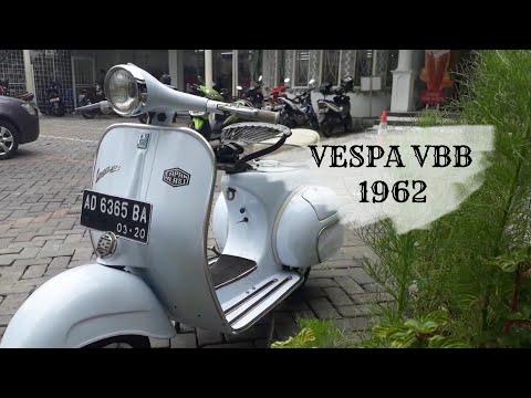 Vespa VBB 1962