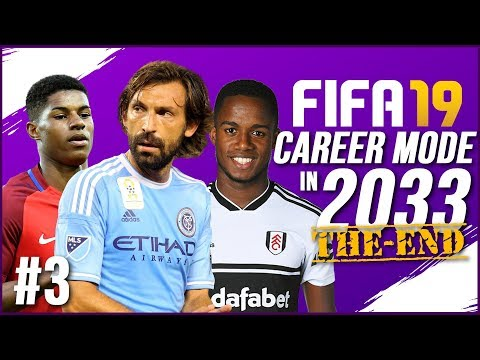 THE END OF FIFA 19 CAREER MODE (2033)   EVERY BIG TEAM & PLAYER!