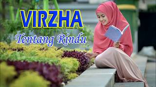 VIRZHA - Tentang Rindu ( Syarifah Intan Cover Lirik )