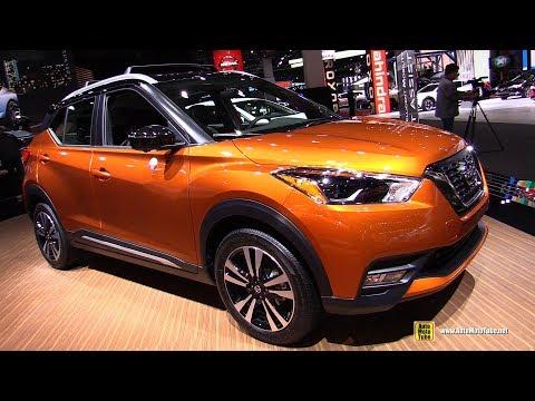 2019 Nissan Kicks SR - Exterior and Interior Walkaround - Detroit Auto Show 2019