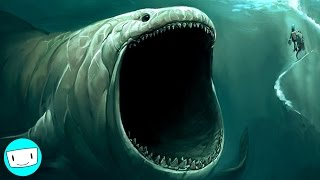 5 BIGGEST Sea Monsters Ever