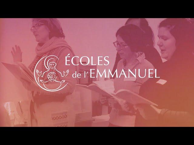 Emmanuel Education : des fraternités pour mieux accompagner !