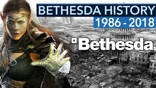 Bethesda History: 1986 - 2018 - REUPLOAD: Aufstieg der Elder-Scrolls- & Fallout-Macher