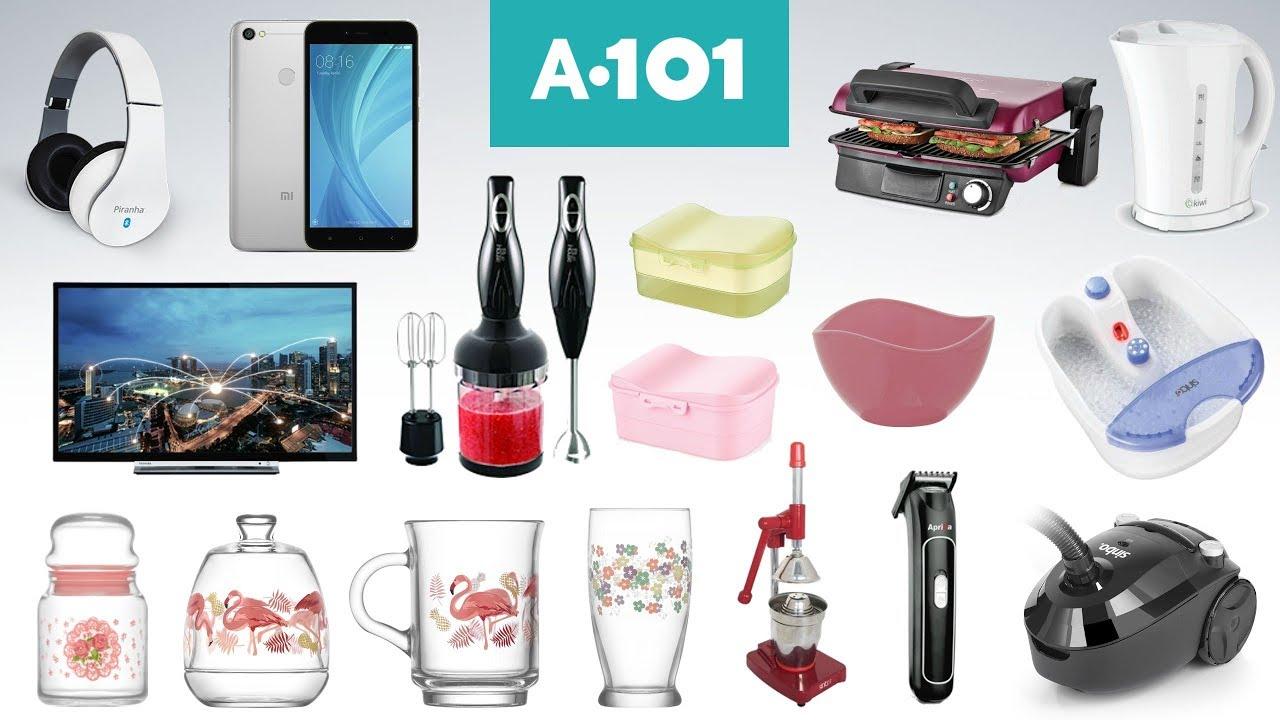 A101 1 Şubat Kataloğu – 1