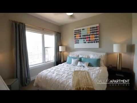 The Jordan Uptown Bedroom View - Uptown Dallas Apartment Locators
