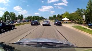 GTR VS GRAND NATIONAL - WDC 2013