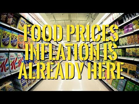?Global Food Prices Continue to Surge -- Hyperinflation is Already Here
