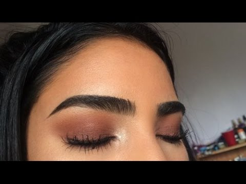 comment teindre ses sourcils naturellement henna for eyebrows youtube. Black Bedroom Furniture Sets. Home Design Ideas