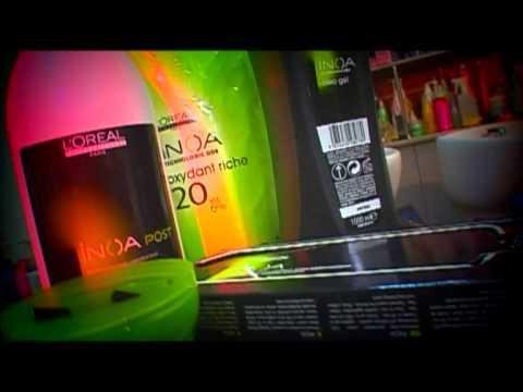 Отзывы Краска для волос Орифлейм - YouTube