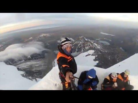 Huayna Potosi 3 Days Climb