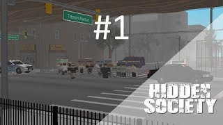 | ROBLOX| Hidden Society New York Roleplay | #1
