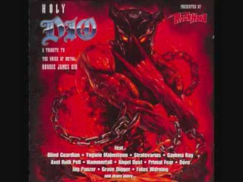 Axel Rudi Pell - still i'm sad (tribute to Dio)