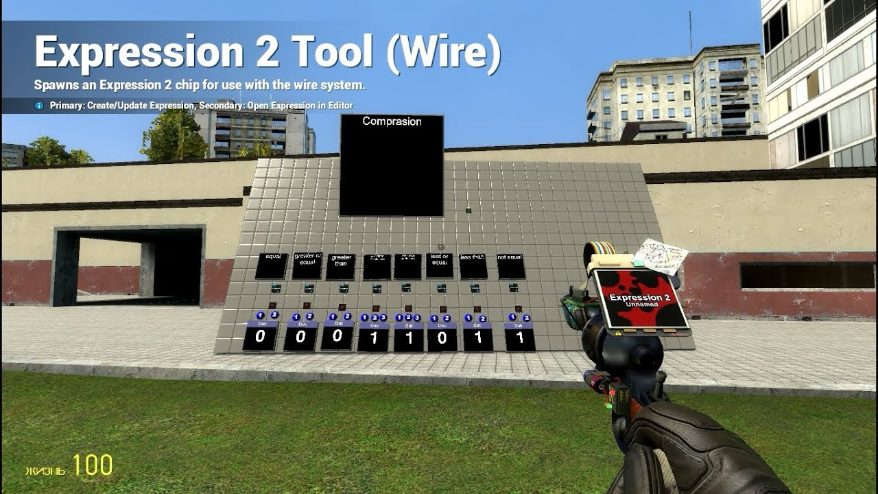 Gmod Wiremod Gates Wire Center Circuit Works Promitrainer Raphael Verela Aus La Entwickelt 1 Garry S Mod And E2 Comprassion Rh Youtube Com Basic Tutorial