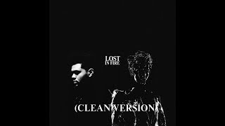 Lost In The Fire (CLEAN VERSION) Gesaffelstein Ft The Weeknd