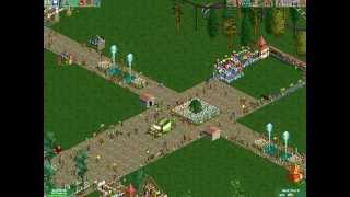 Roller Coaster Tycoon 2 Helpful Tips and Money Cheat