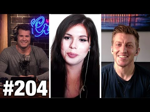 #204 TRANS TROOP BAN, OH NO!! Blaire White and Alex Epstein | Louder With Crowder
