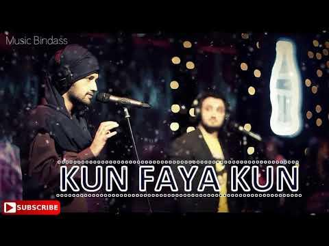Kun Faya Kun, Atif Aslam Coke Studio | Music Bindass |