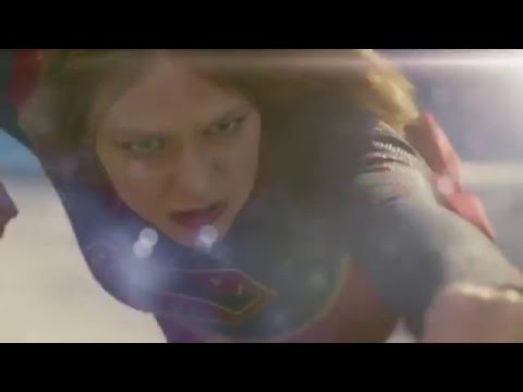 Supergirl Intro